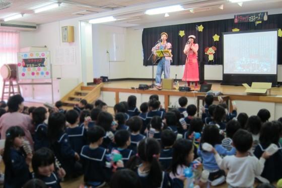 19_福山市・誠和保育園芸術鑑賞会