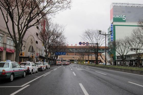 02_仙台の街