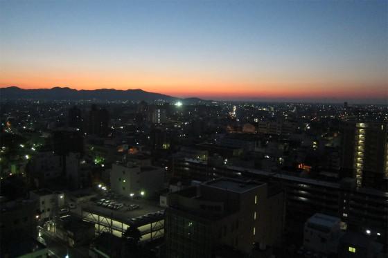10_ホテルアークリッシュ豊橋09夜明け前