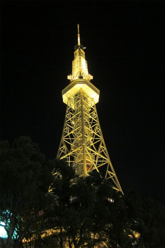 17_名古屋のテレビ塔