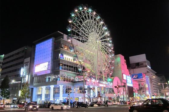 18_名古屋の観覧者