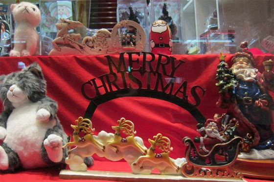 30_長岡の雑貨屋さんのクリスマス商品