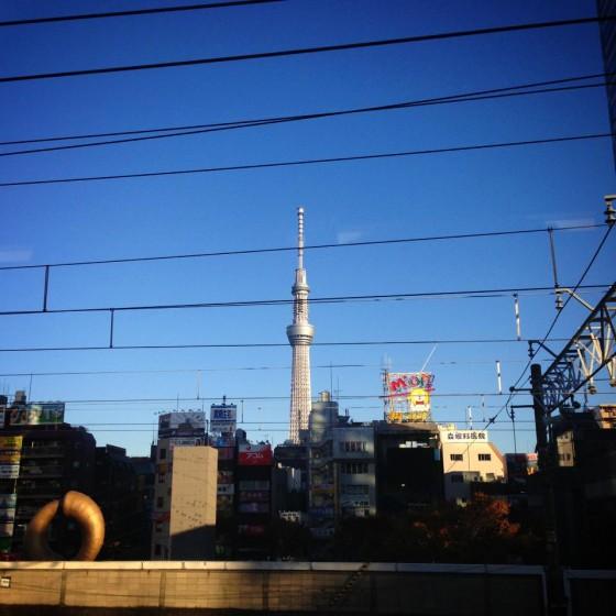 東京スカイツリーfrom錦糸町