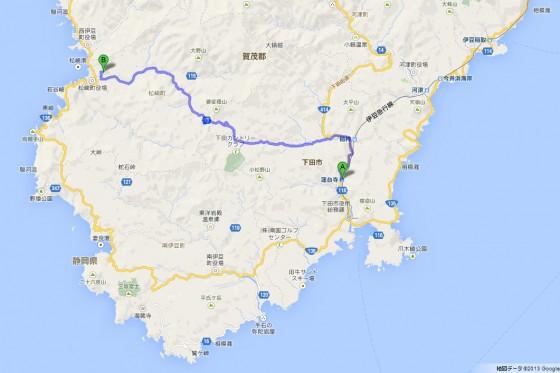 09_伊豆半島を東から西へ
