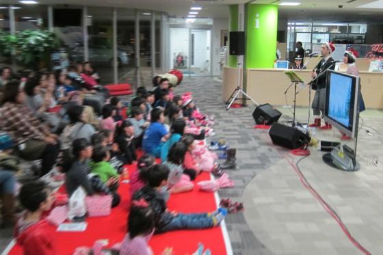 20131208_久里浜中央自動車学校クリスマスコンサート03-