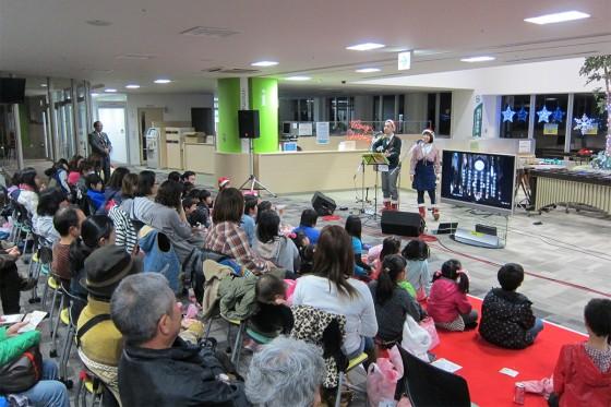 20131208_久里浜中央自動車学校クリスマスコンサート02