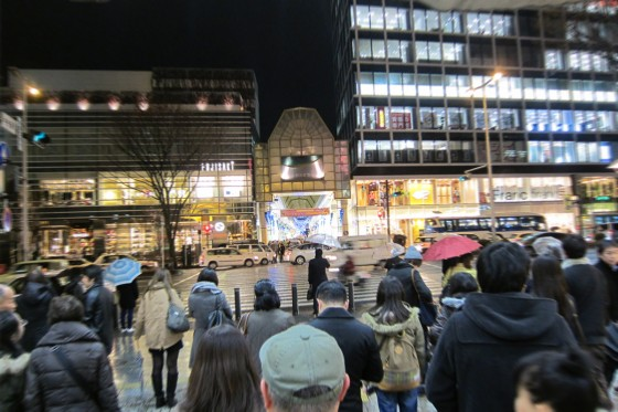 21_仙台の街に戻りました