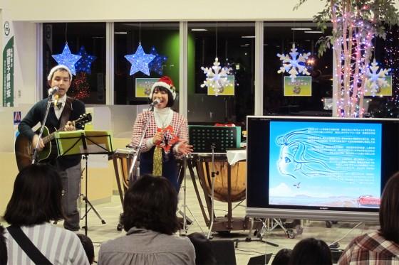 20131208_久里浜中央自動車学校クリスマスコンサート04