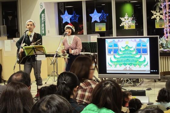 20131208_久里浜中央自動車学校クリスマスコンサート05