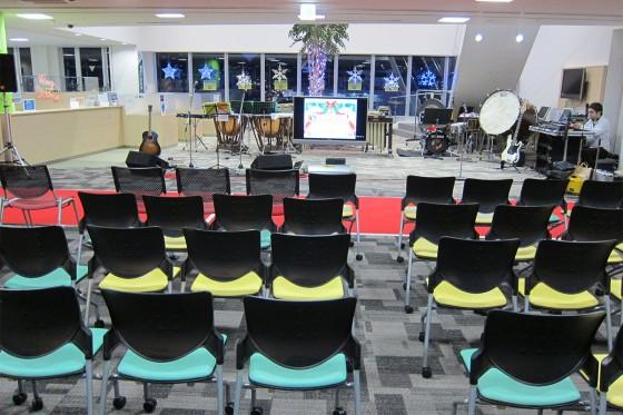 20131208_久里浜中央自動車学校クリスマスコンサート01