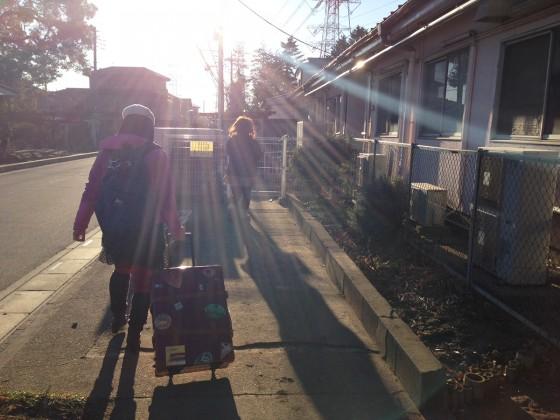 01_桶川市・坂田保育所に到着