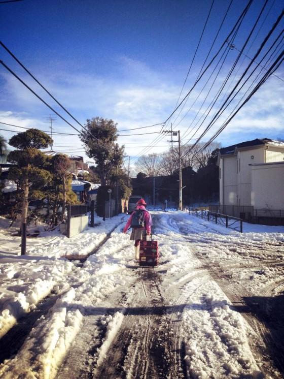 03_ケチャマヨは雪道を行く!