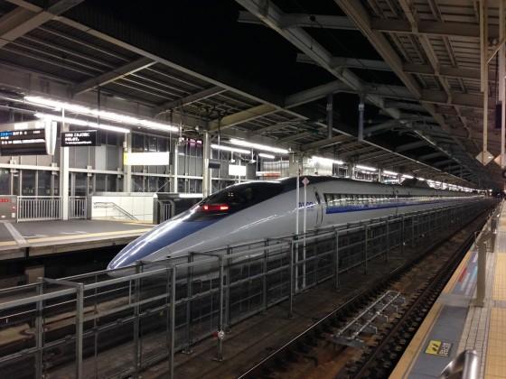 09_新大阪に到着