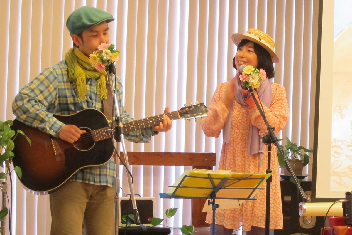 ケチャマヨ春のコンサート@ハートフル川崎病院