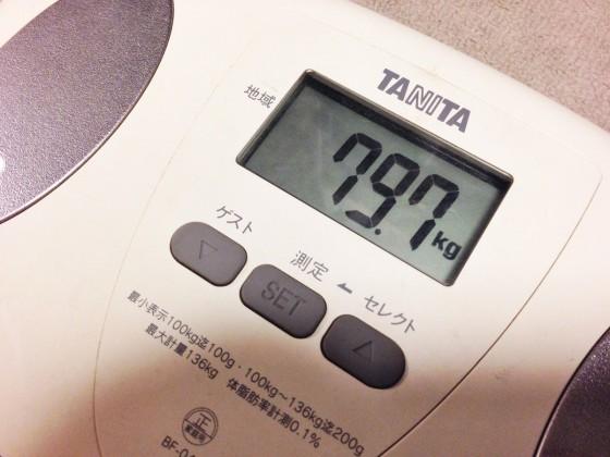 03_19.7kgの荷物・・・ギリギリセーフ