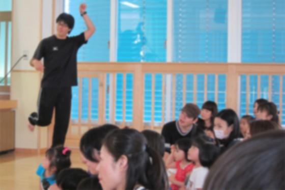 沖縄県那覇市わかば保育園・出張コンサート08
