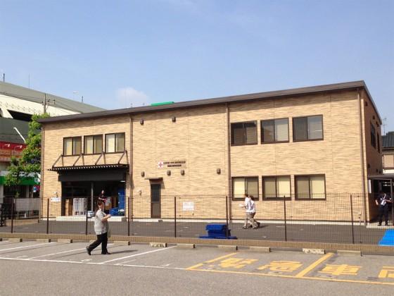 07_葛飾災害救護倉庫が今日の会場です
