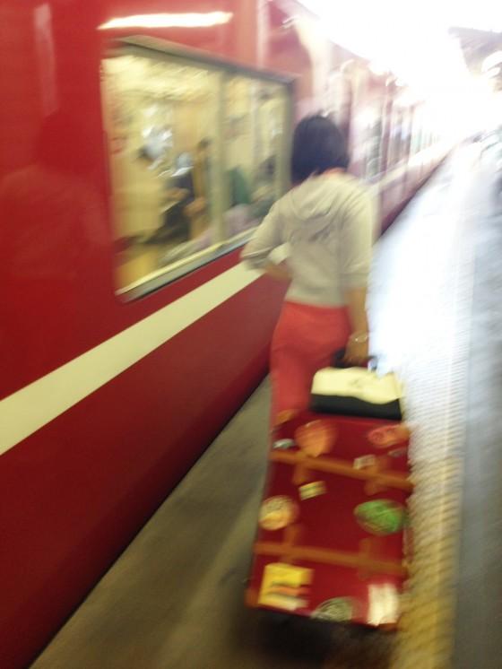 03_京成に乗ってGO