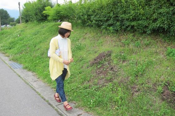 21_さっそく散歩に出かけます
