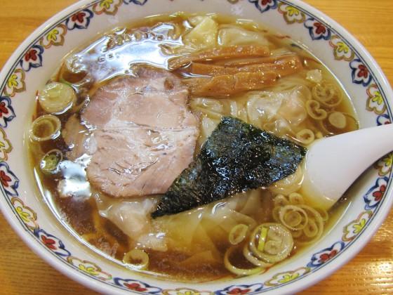 10_荻窪中華そば「春木屋」ワンタン麺2014