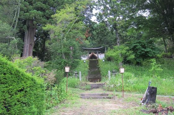 34_今度は神社が見えてきました