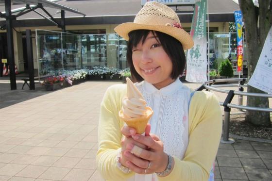 07_ソフトクリームを食べませう