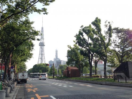 09-3_朝の名古屋テレビ塔