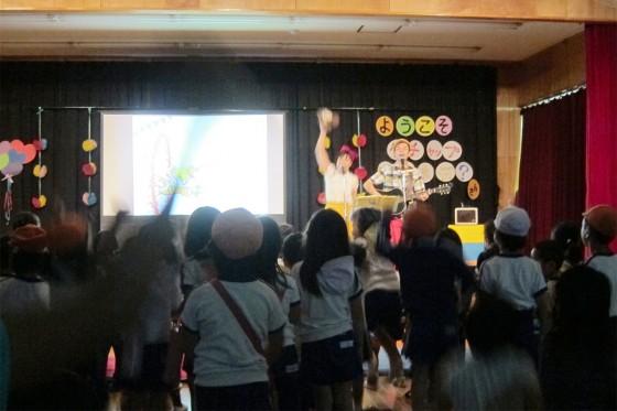 09_さいたま市ひなどり幼稚園-親子でふれあう日11