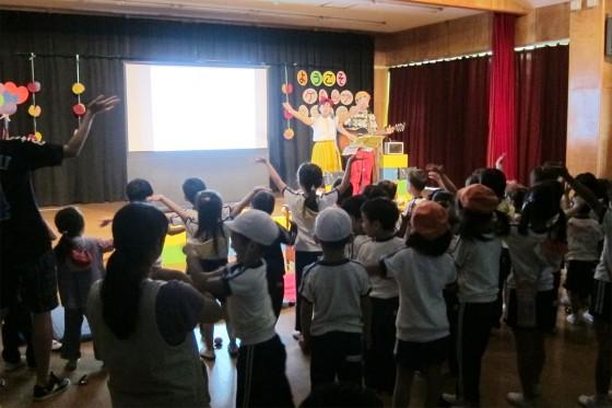 09_さいたま市ひなどり幼稚園-親子でふれあう日07