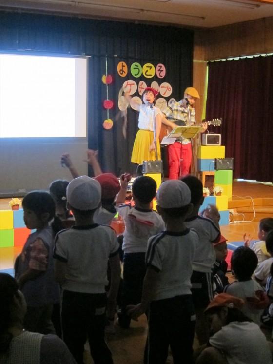 09_さいたま市ひなどり幼稚園-親子でふれあう日10