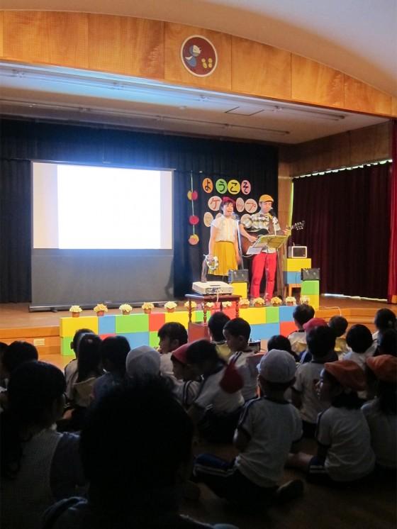 09_さいたま市ひなどり幼稚園-親子でふれあう日08