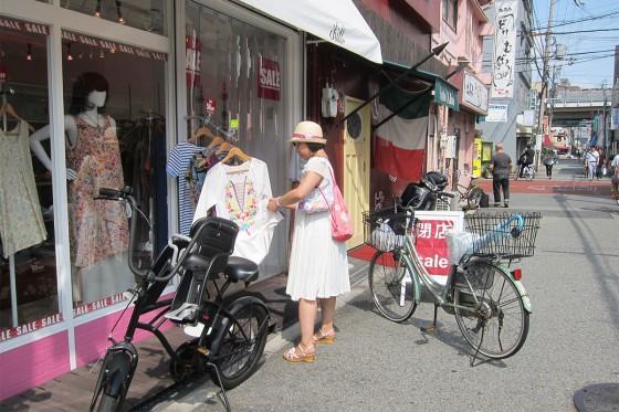 24_東三国のお洋服屋さんは閉店