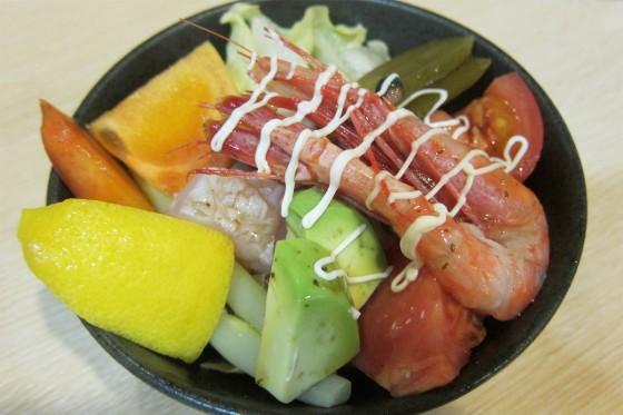 18_海鮮サラダ