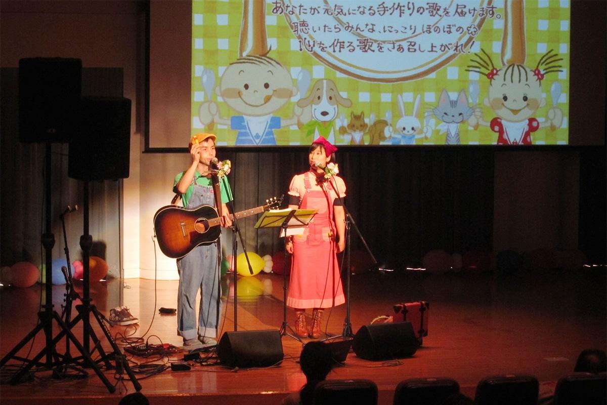 ケチャマヨ山口県初上陸!ふれあいフェスタ2014秋に出演しました♪・・・さらに大移動?!