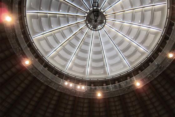15_円形のホール