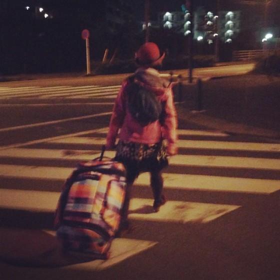 01_出発の朝