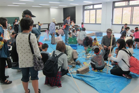 23_竹細工教室