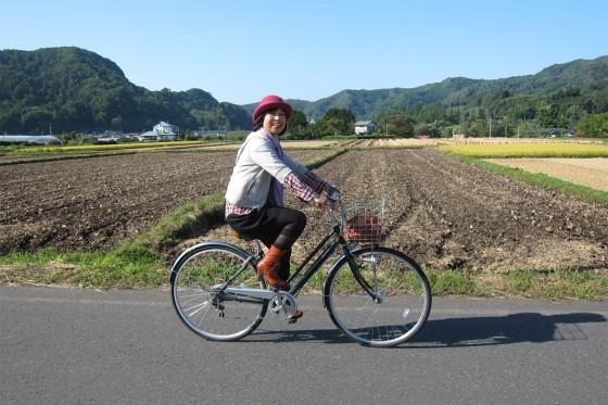 63_最高のサイクリング日和