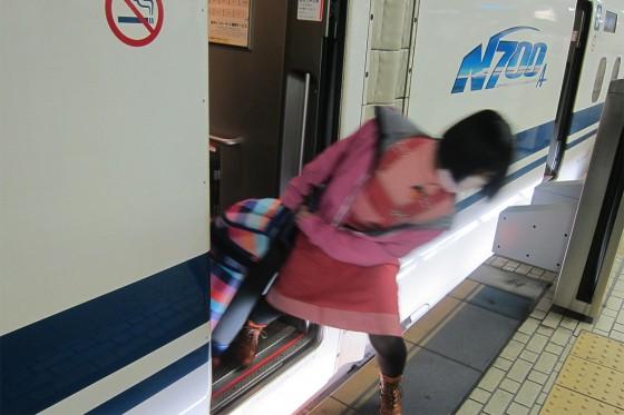 34_東京で乗り換えて…