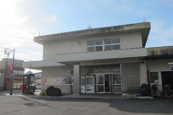 10_一戸の駅舎
