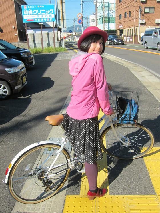 02_今日は敦賀をサイクリング