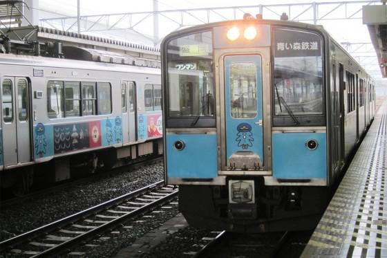 03_青い森鉄道で盛岡方面へ