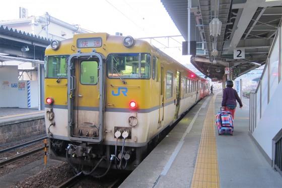 13_新山口から電車に乗って