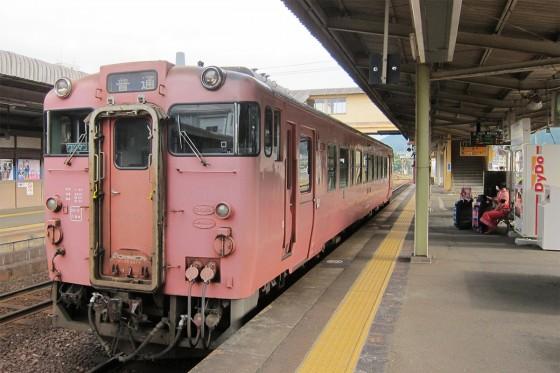02_ちょっとレトロな電車