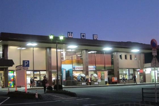 15_山口駅はお世辞にもオシャレじゃないですが