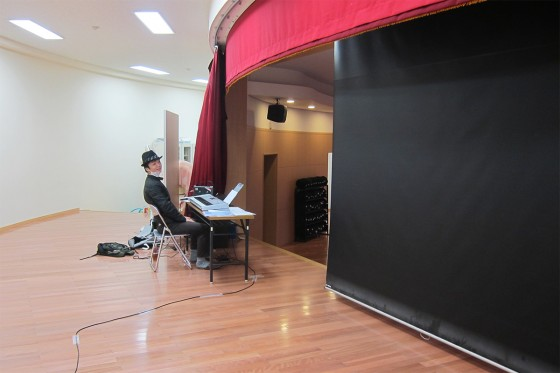 06_今日は鍵盤奏者HAYATOさんも参加!