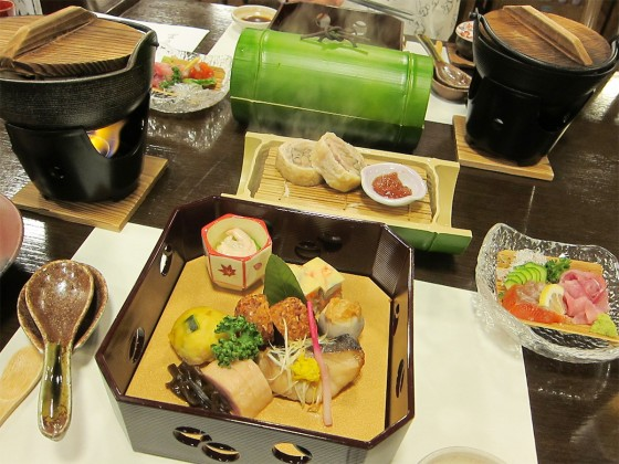 38_ながた荘の夜ご飯