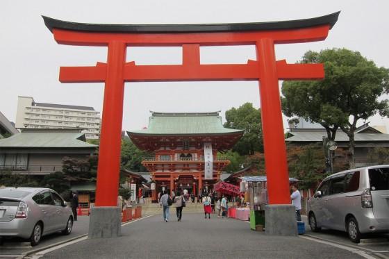 18_神戸三ノ宮・生田神社