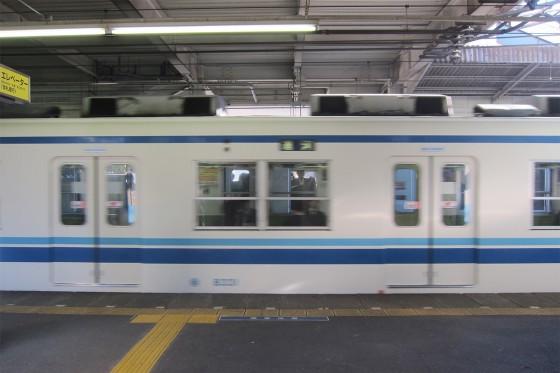 05_流山おおたかの森で東武アーバンクラインに乗り換え