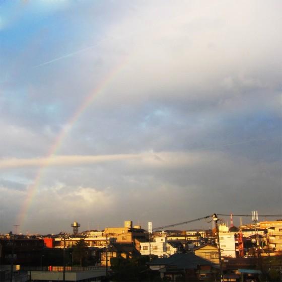 01_虹が出た!